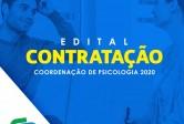 Edital Contratação - Coordenação de Psicologia